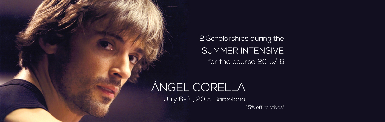Corella Dance Academy Summer Intensive 1